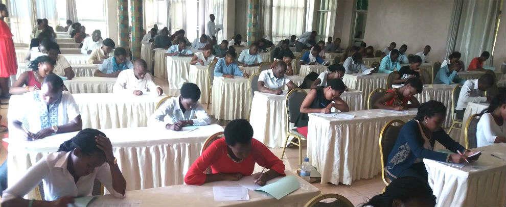 Registration Exam Results